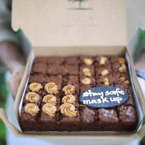 Brownies - 4 Flavours in a Box